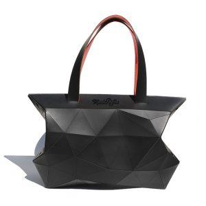 Shopper Zipper Folding Bag asa larga
