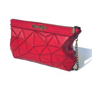 Mini Zipper Red